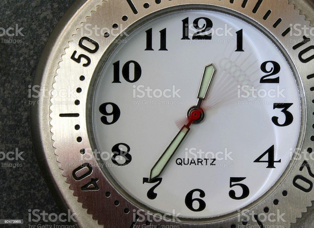 Time Passes stock photo