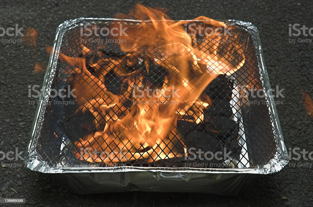 BBQ time royalty-free stock photo