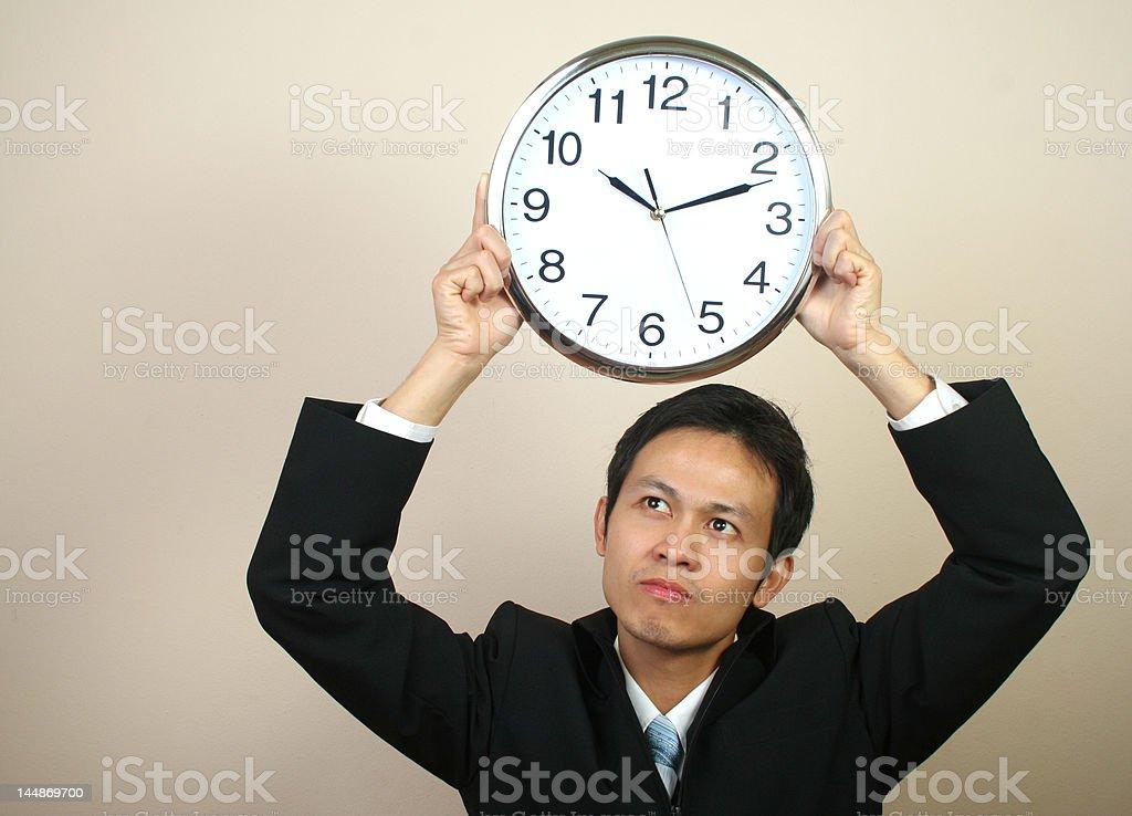 Der Zeit Lizenzfreies stock-foto