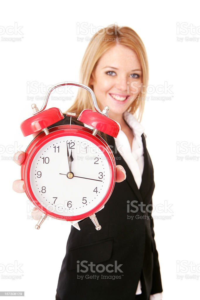 Time! royalty-free stock photo