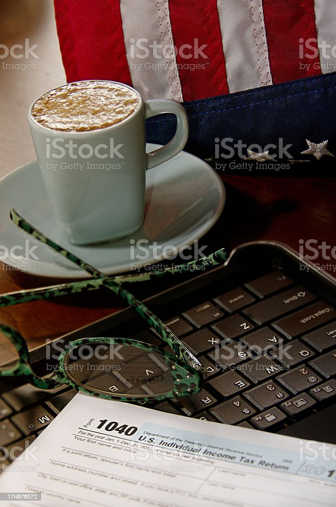 1040 Time royalty-free stock photo