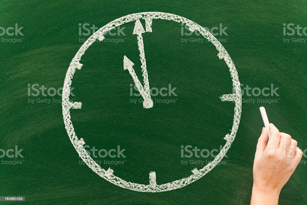 Time royalty-free stock photo