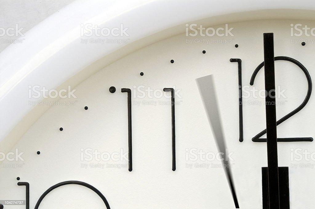 Time presses stock photo