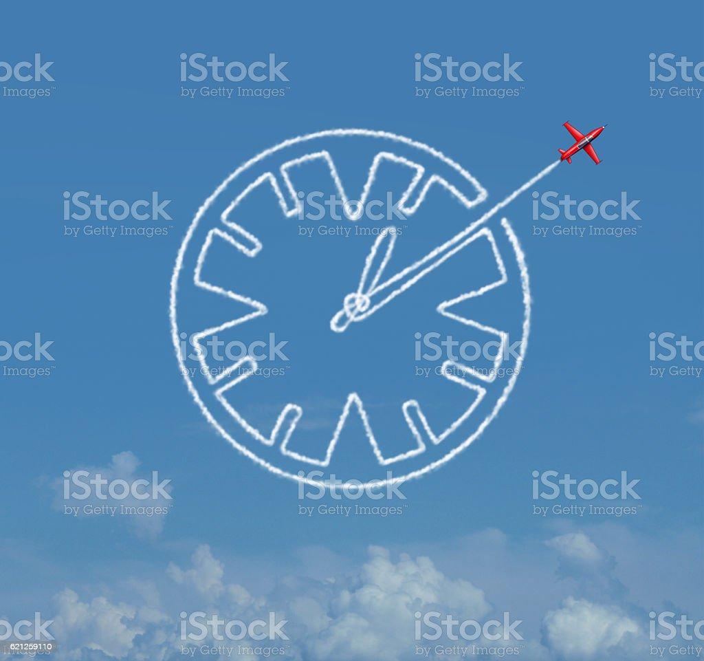 Time Skill stock photo