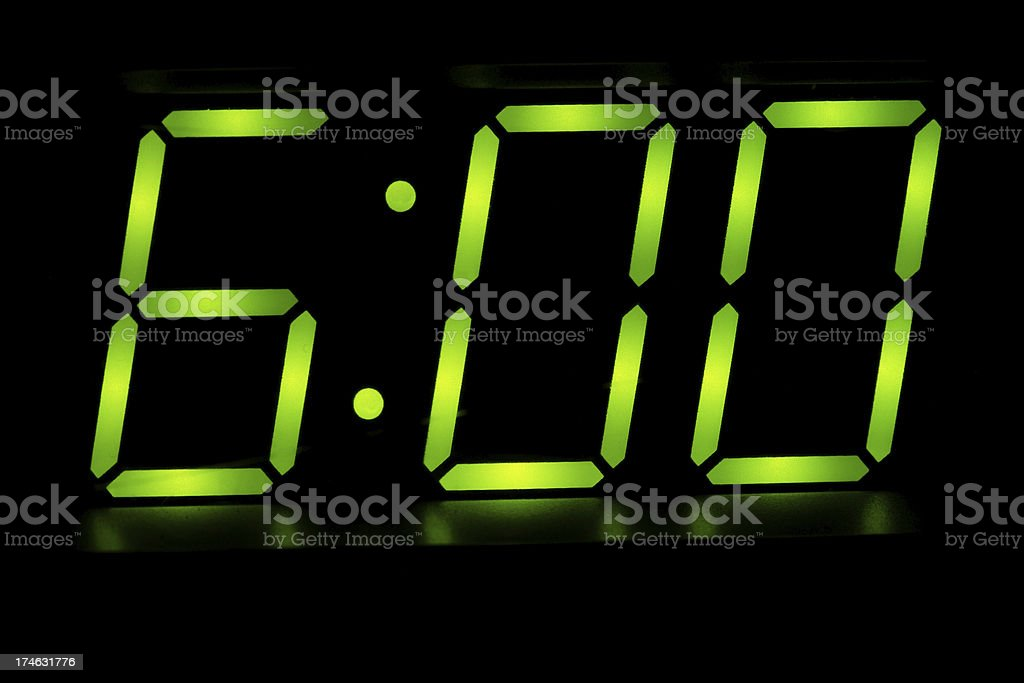 Time To Get Up stock photo