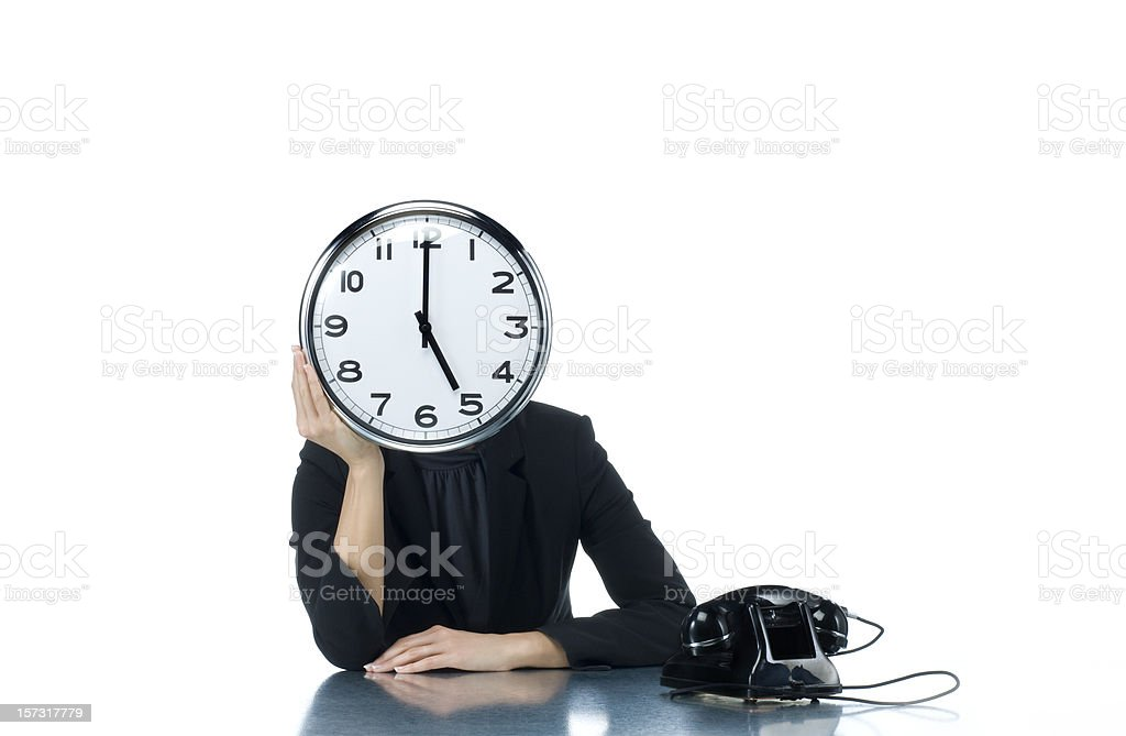 time to go home royalty-free stock photo
