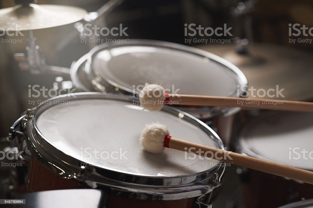 Time to make some noise stock photo