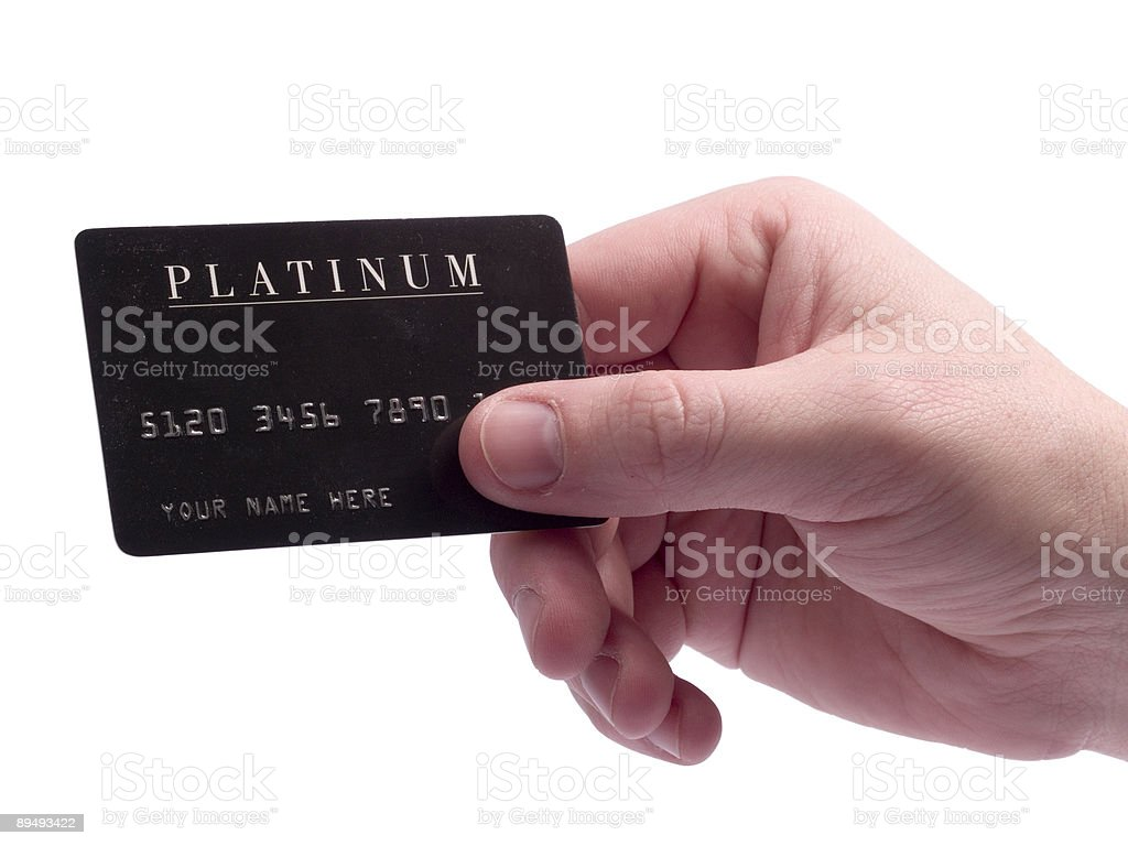 Time to Pay royalty-free stock photo