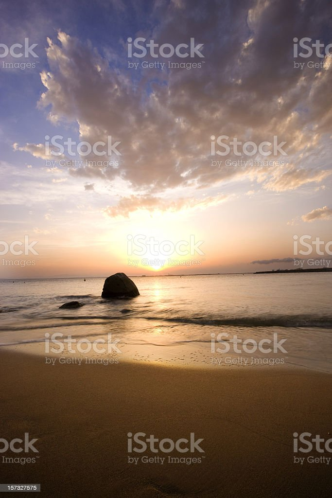 Time to relax royalty-free stock photo