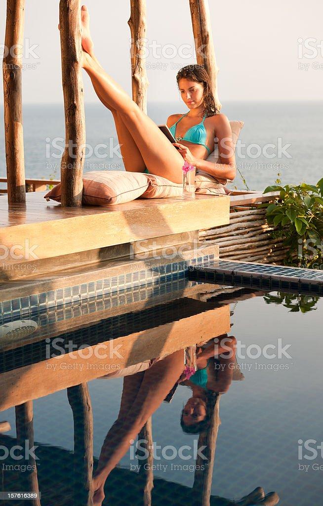 Time to Relax (XXXL) royalty-free stock photo