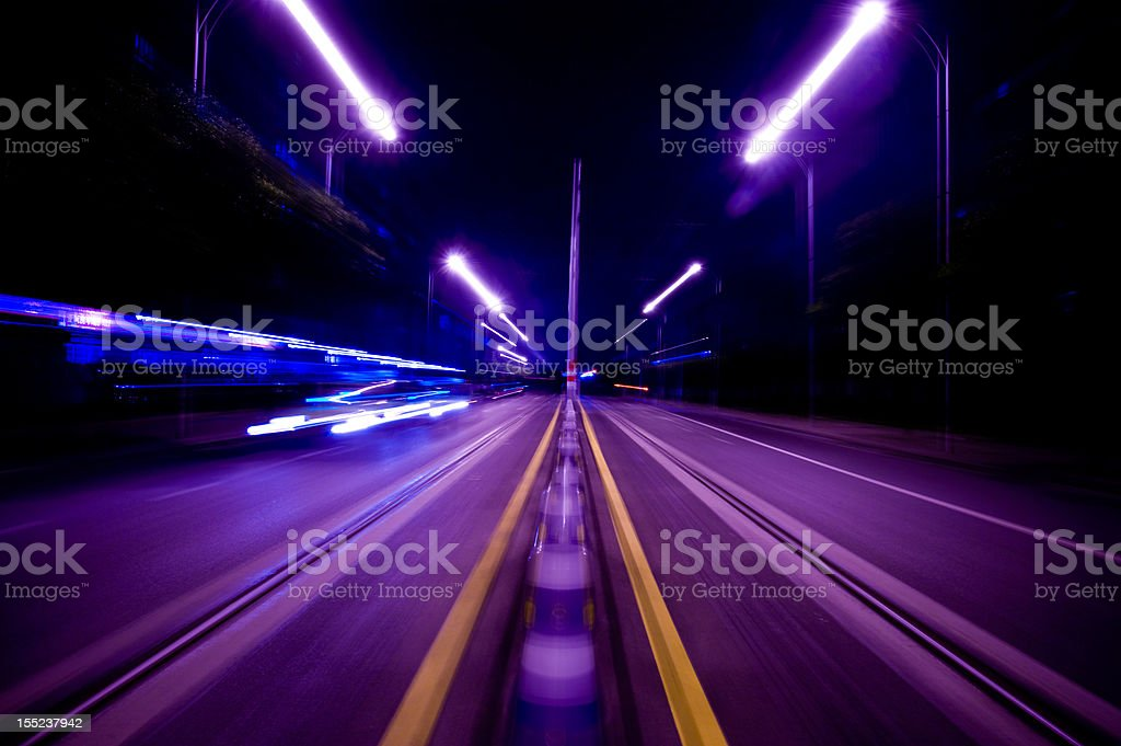 time tunnel royalty-free stock photo
