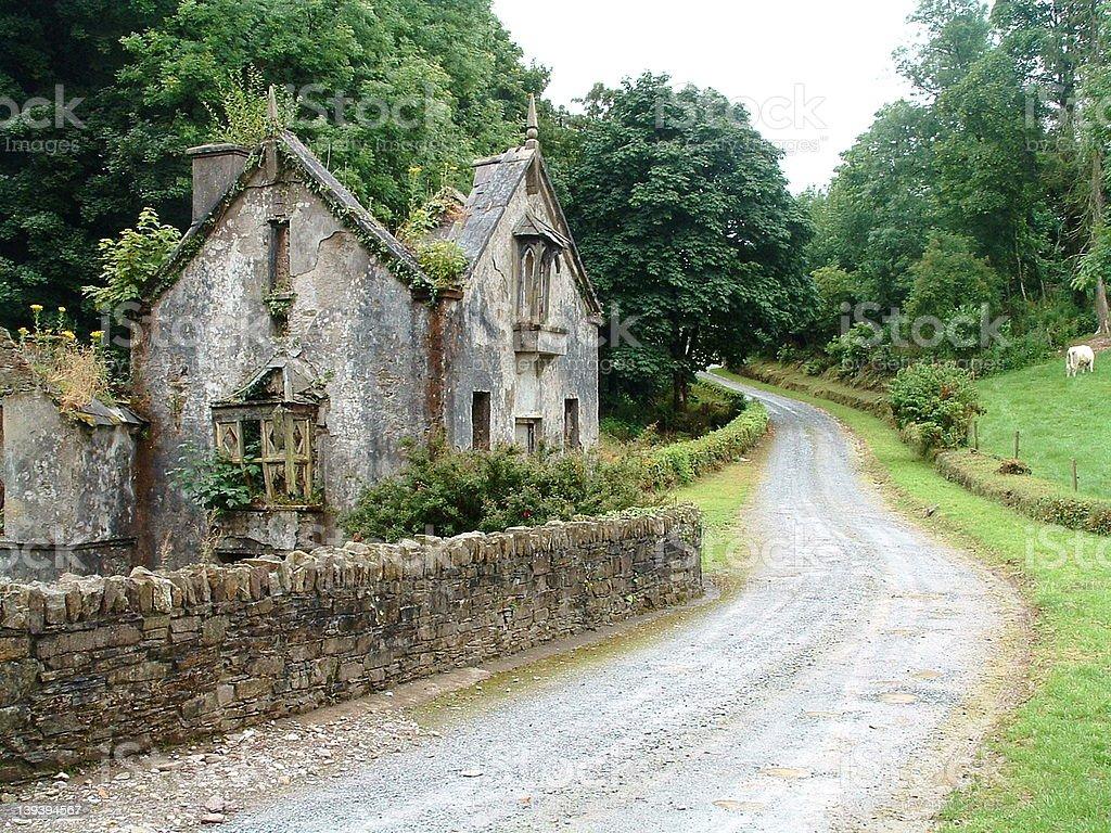 Timeless Ireland stock photo