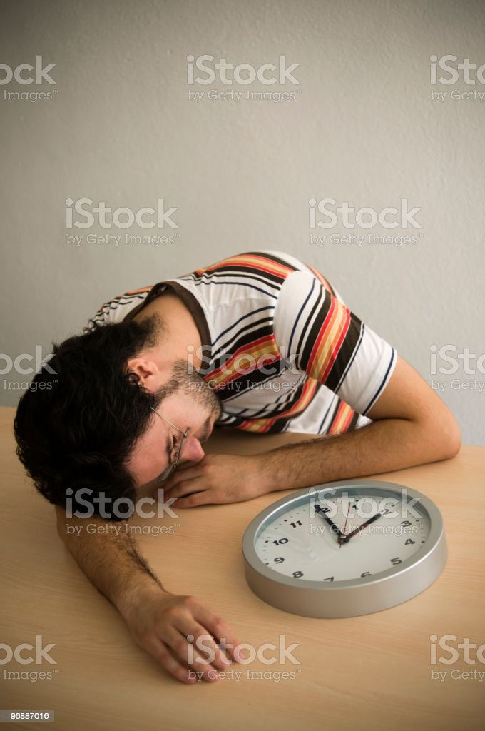 Timeless times... royalty-free stock photo