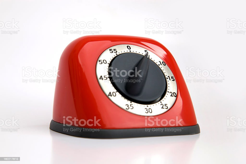Timer royalty-free stock photo