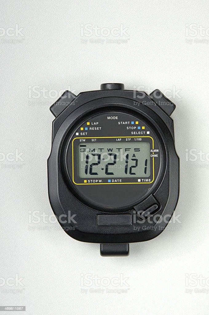 timer stock photo