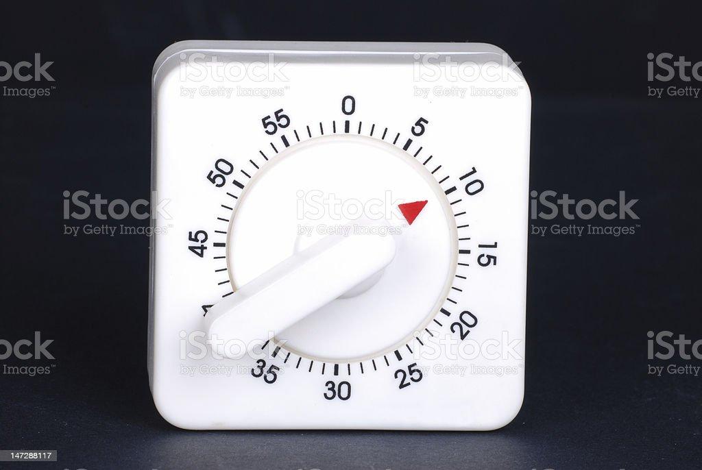 timer set stock photo
