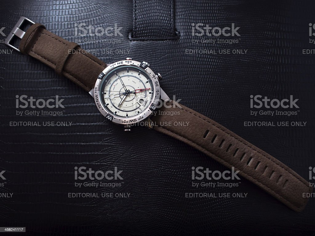 Timex Watches stock photo