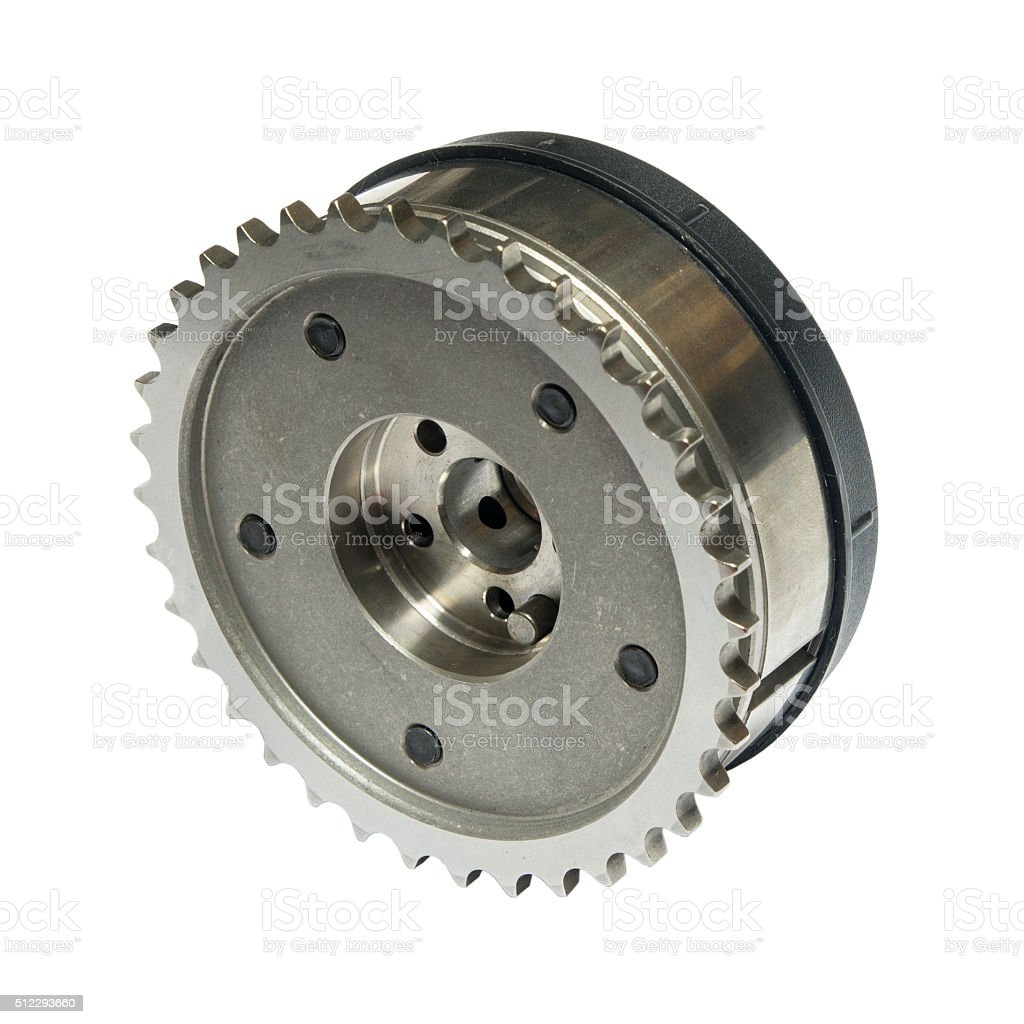 Timing Chain Tensioner stock photo