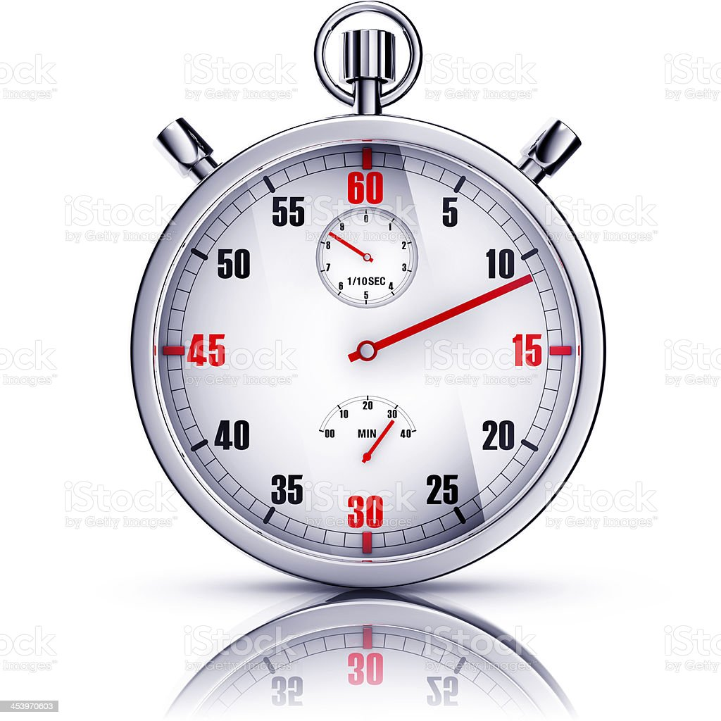 timing royalty-free stock photo