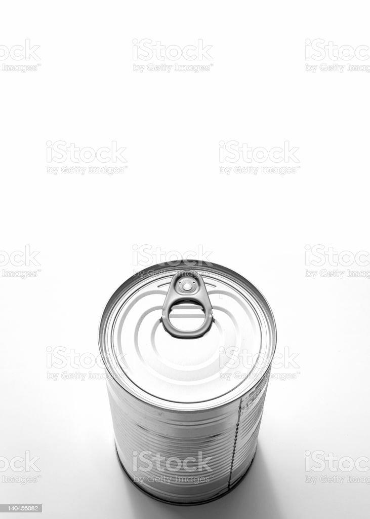 Tin royalty-free stock photo