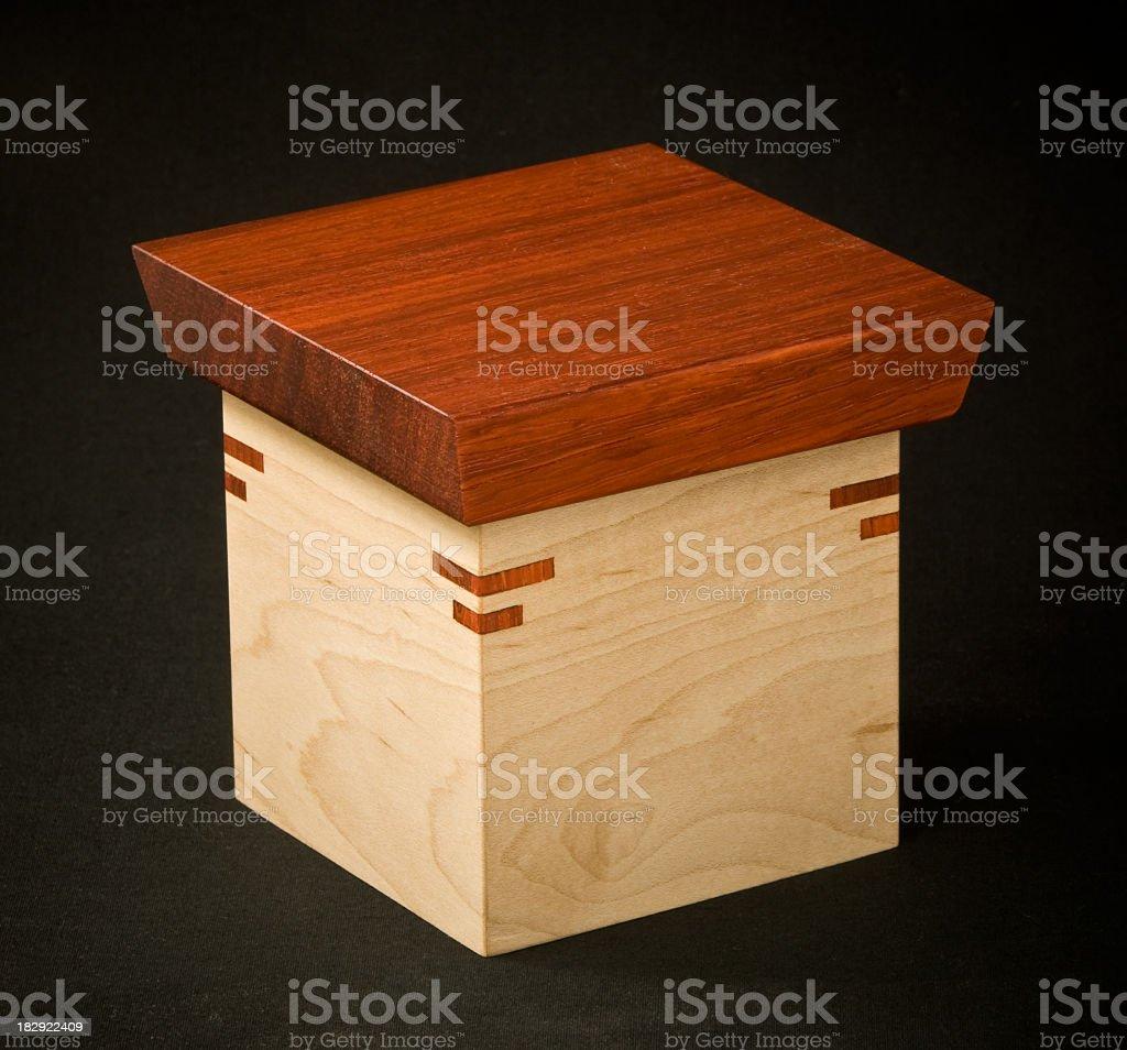 Tiny Box stock photo