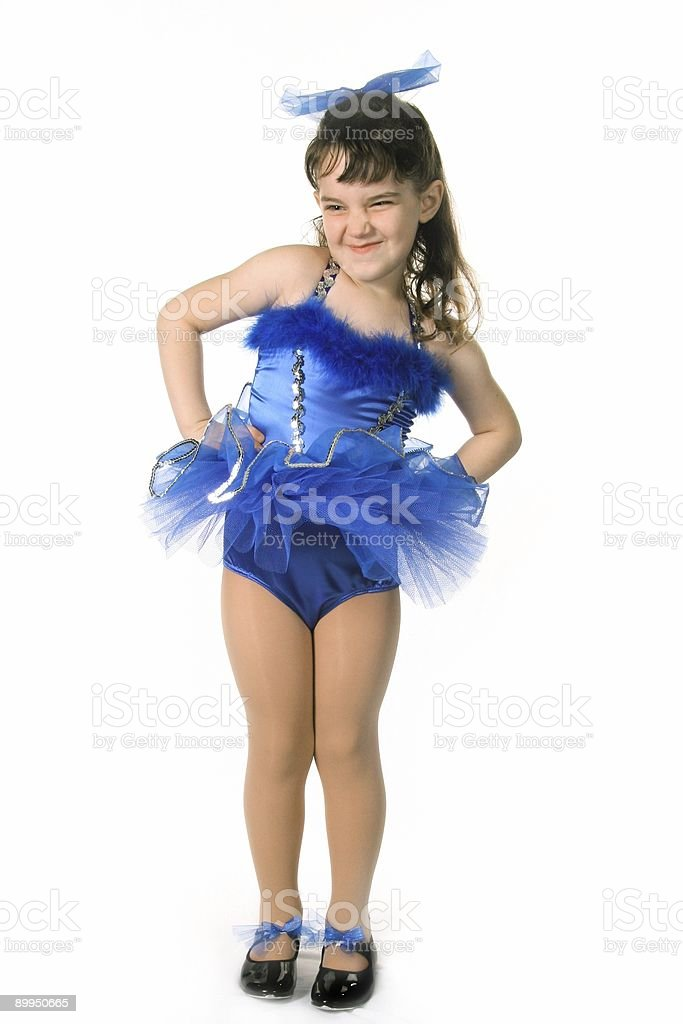 Tiny Dancer royalty-free stock photo