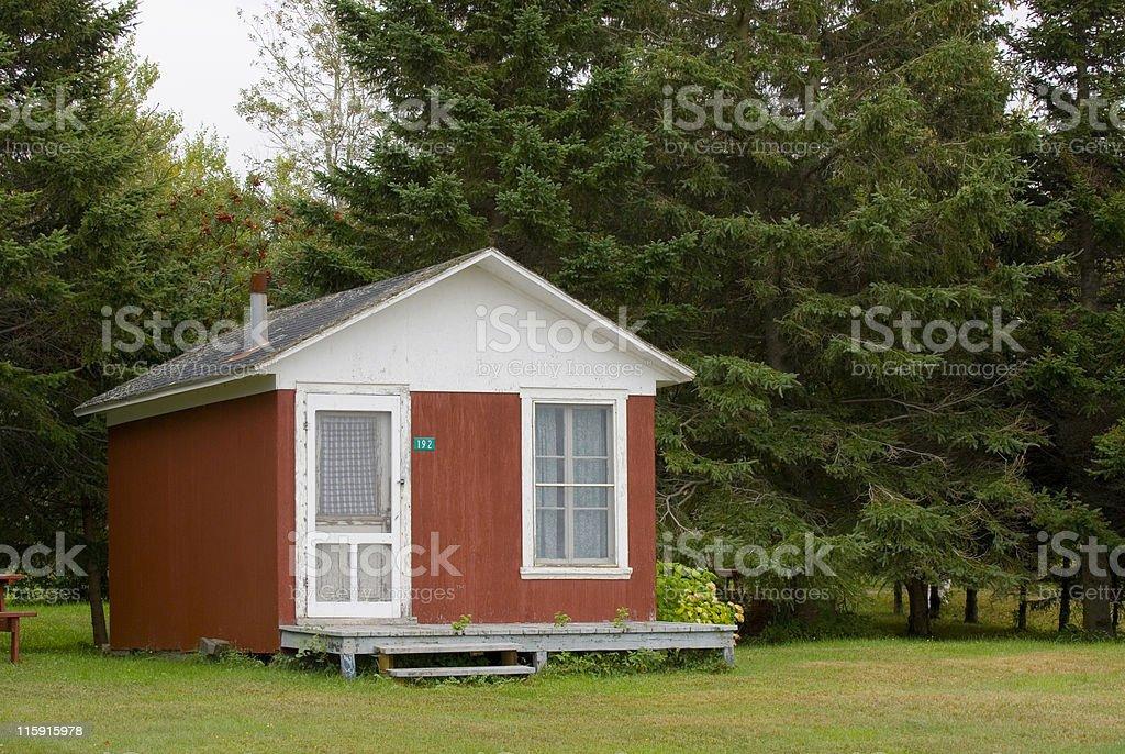 Tiny House royalty-free stock photo