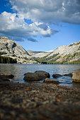 Tioga Pass of Yosemite