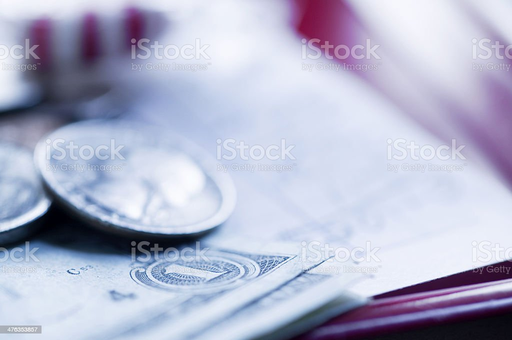 Tip royalty-free stock photo