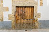 Tipical door Candelario
