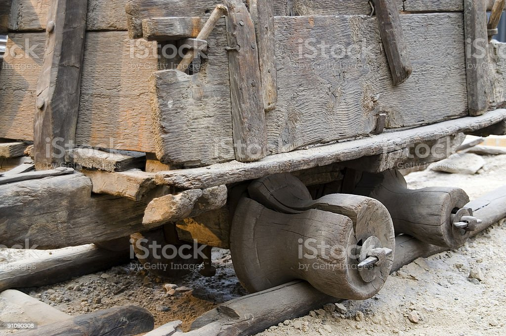 tipper royalty-free stock photo