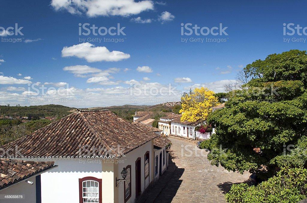 Tiradentes royalty-free stock photo