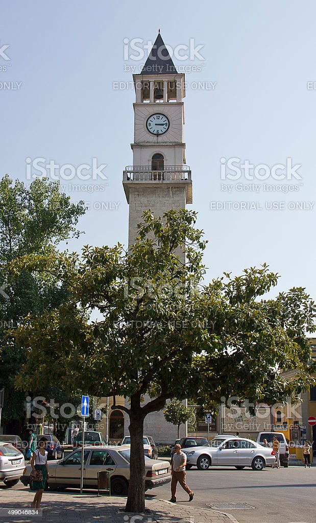 Tirana, Albania stock photo