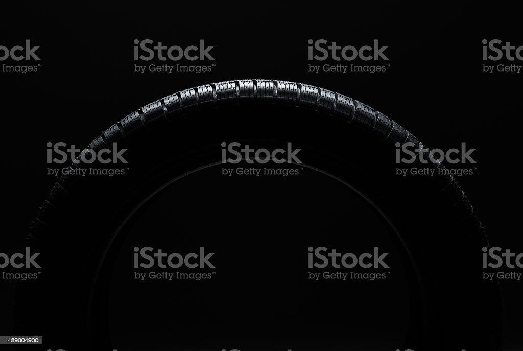 Tire stock photo
