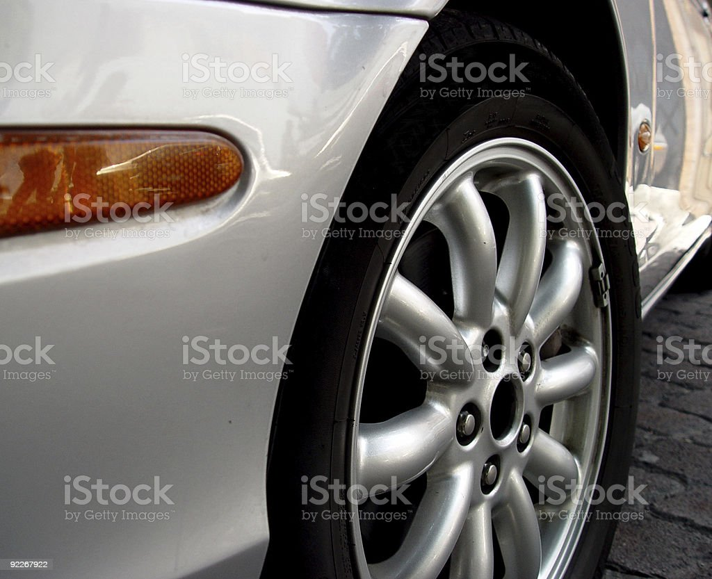 tire royalty-free stock photo