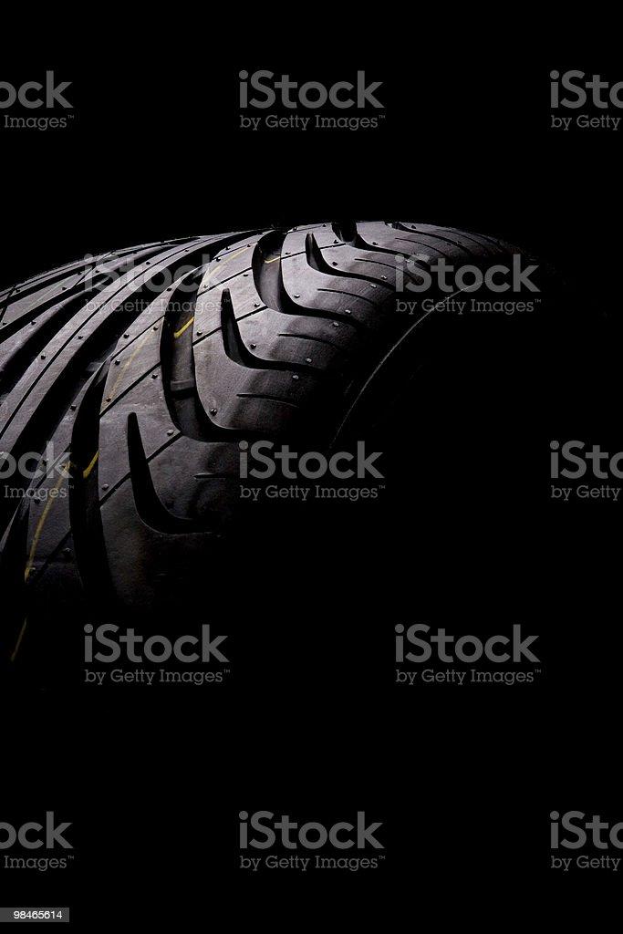 Tire series stock photo