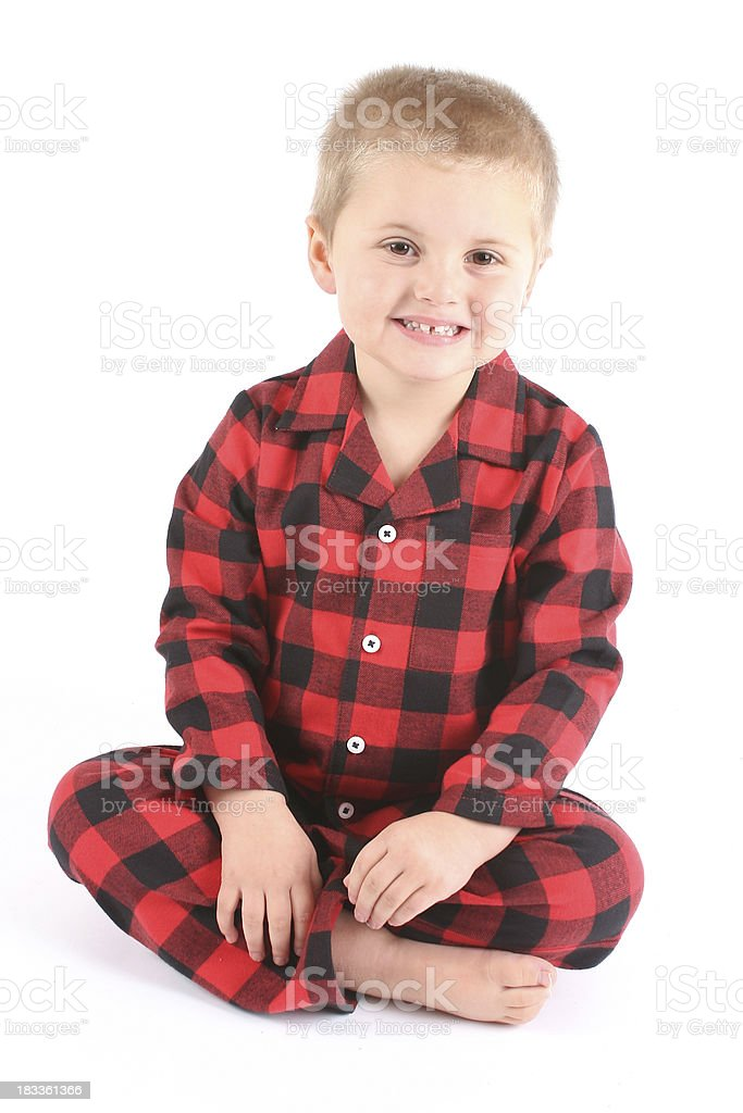 Tired Boy royalty-free stock photo