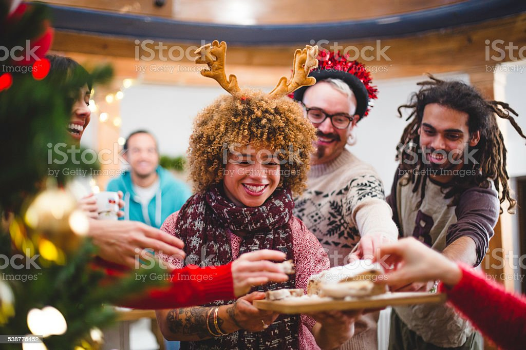 Tis the Season to be Merry stock photo