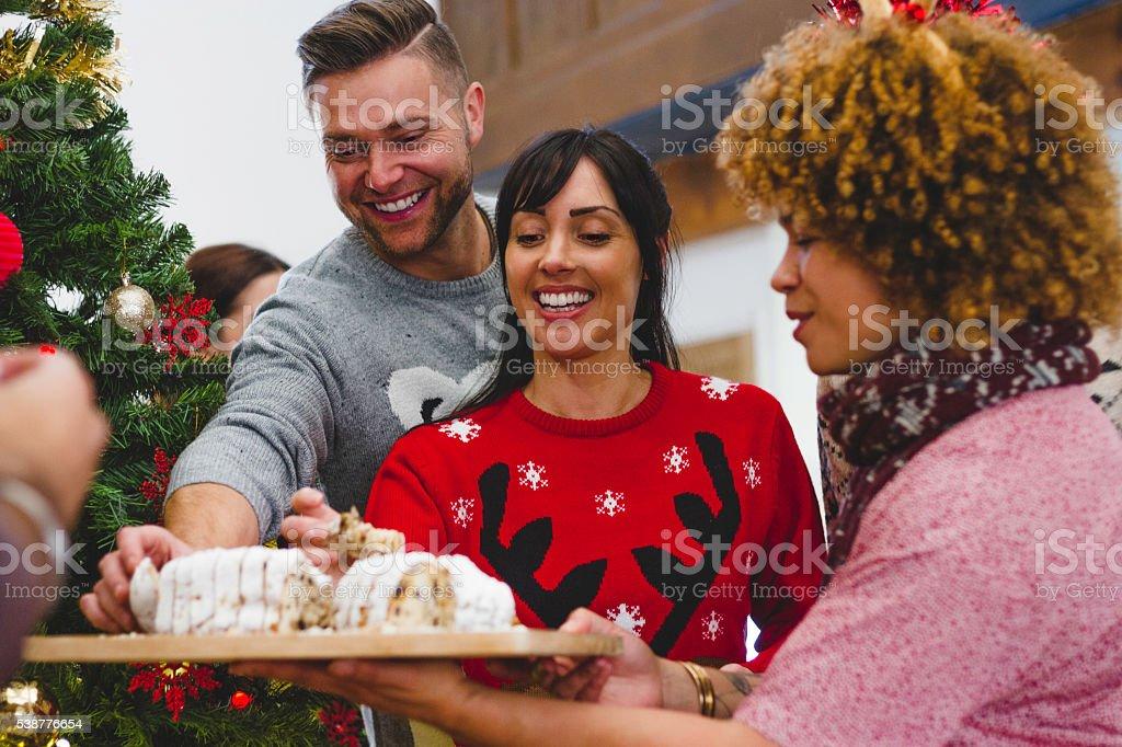 Tis the Season to be Merry stock photo