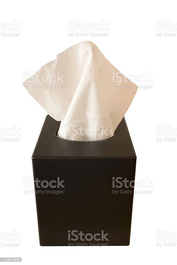 tissue box royalty-free stock photo