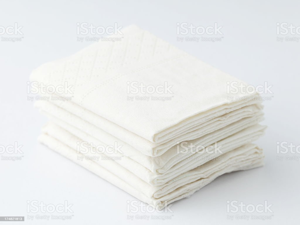 tissue paper royalty-free stock photo