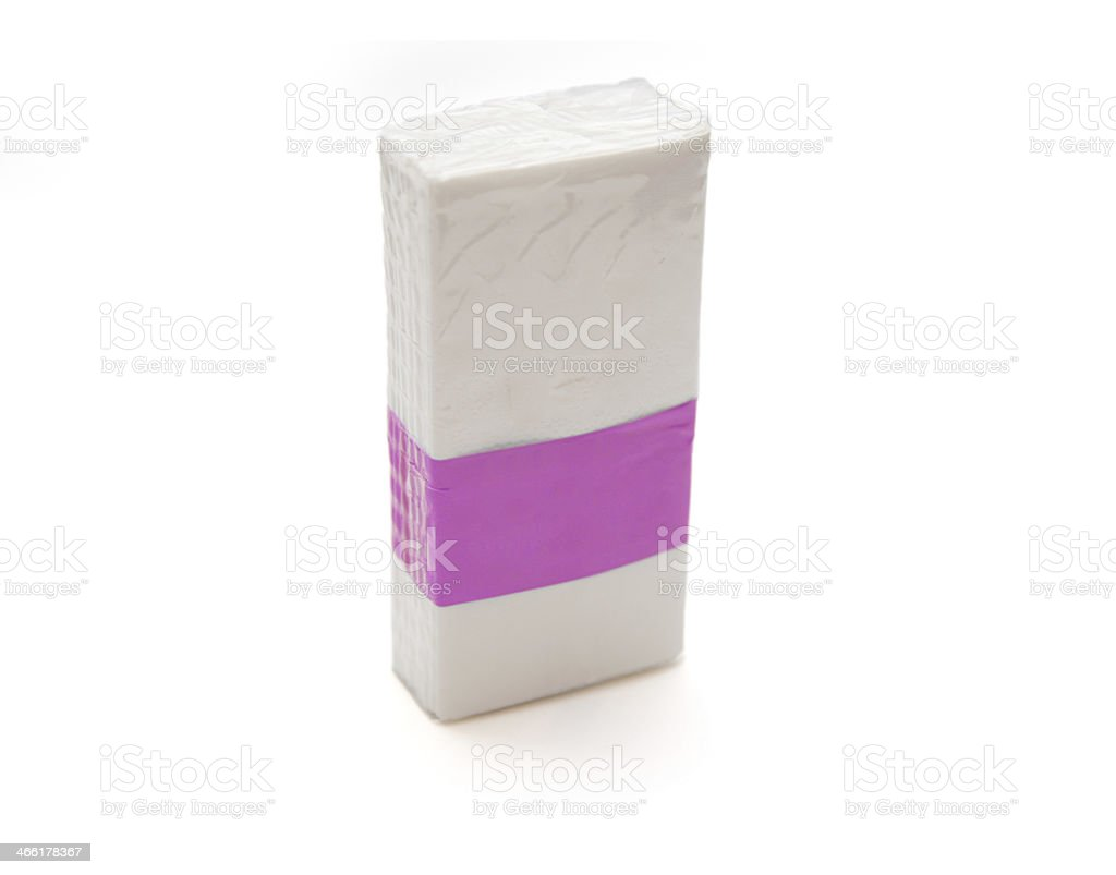 Tissue stock photo