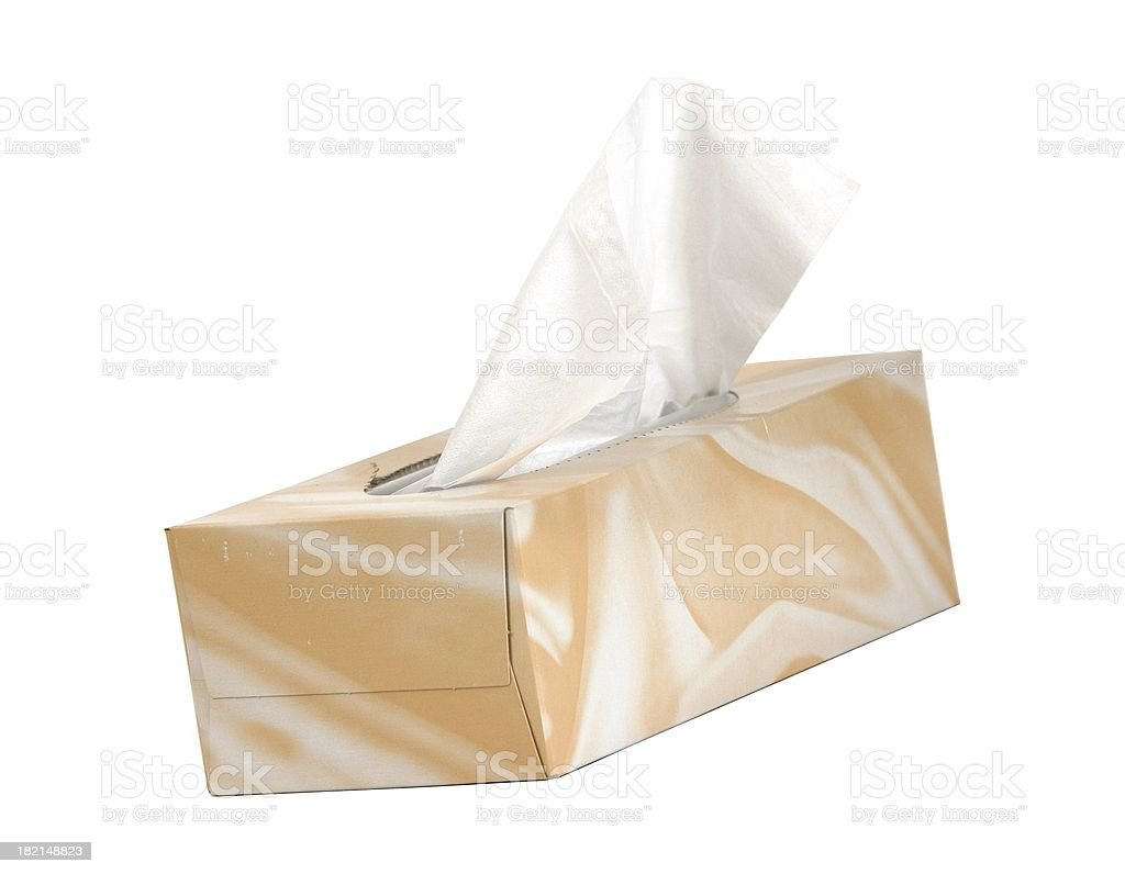 tissues royalty-free stock photo