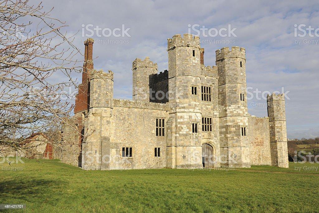 Titchfield Abbey stock photo