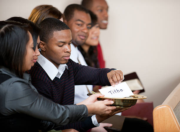 Church Offering Pictures, Images and Stock Photos - iStock