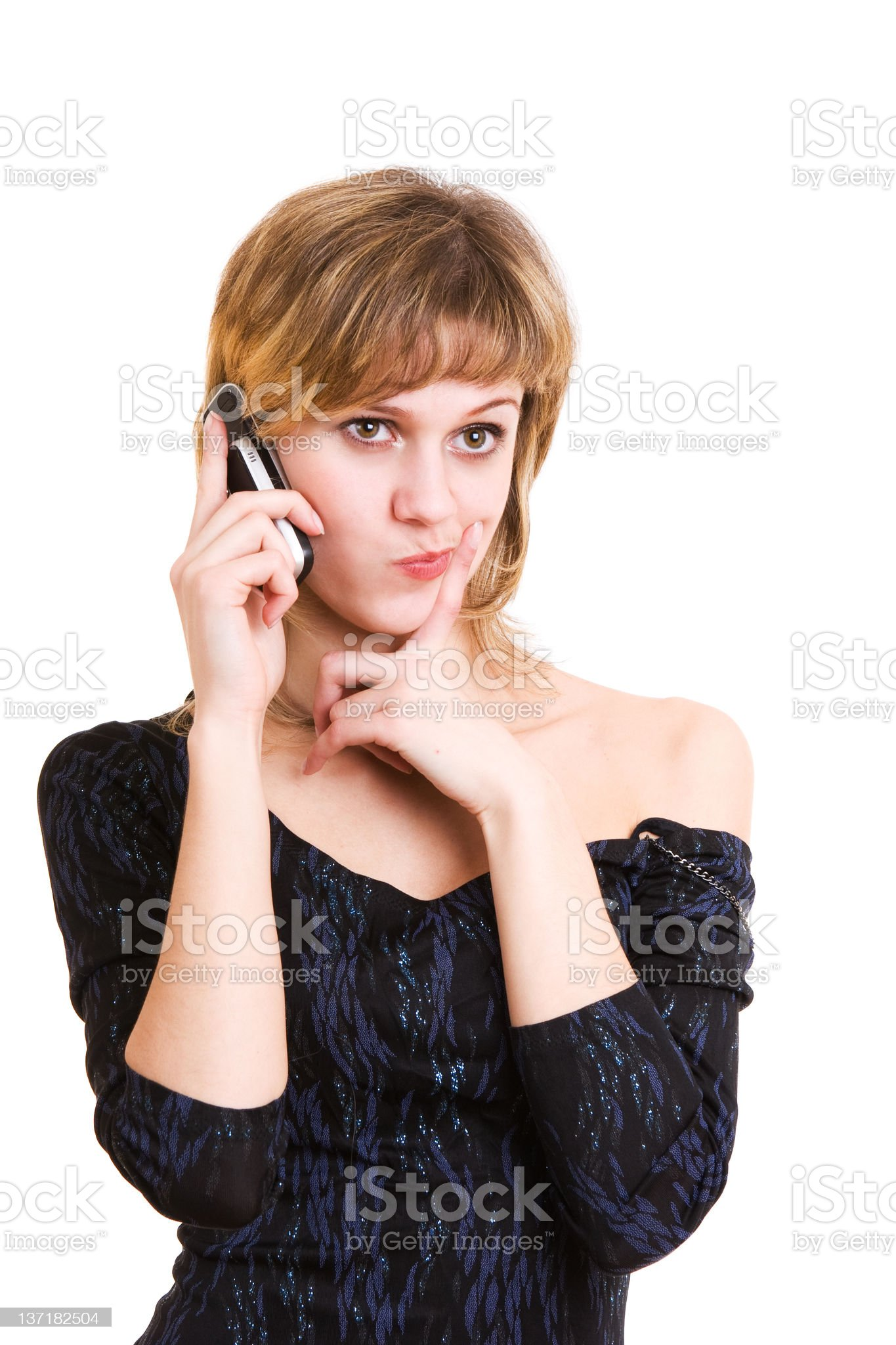 to find an answer royalty-free stock photo