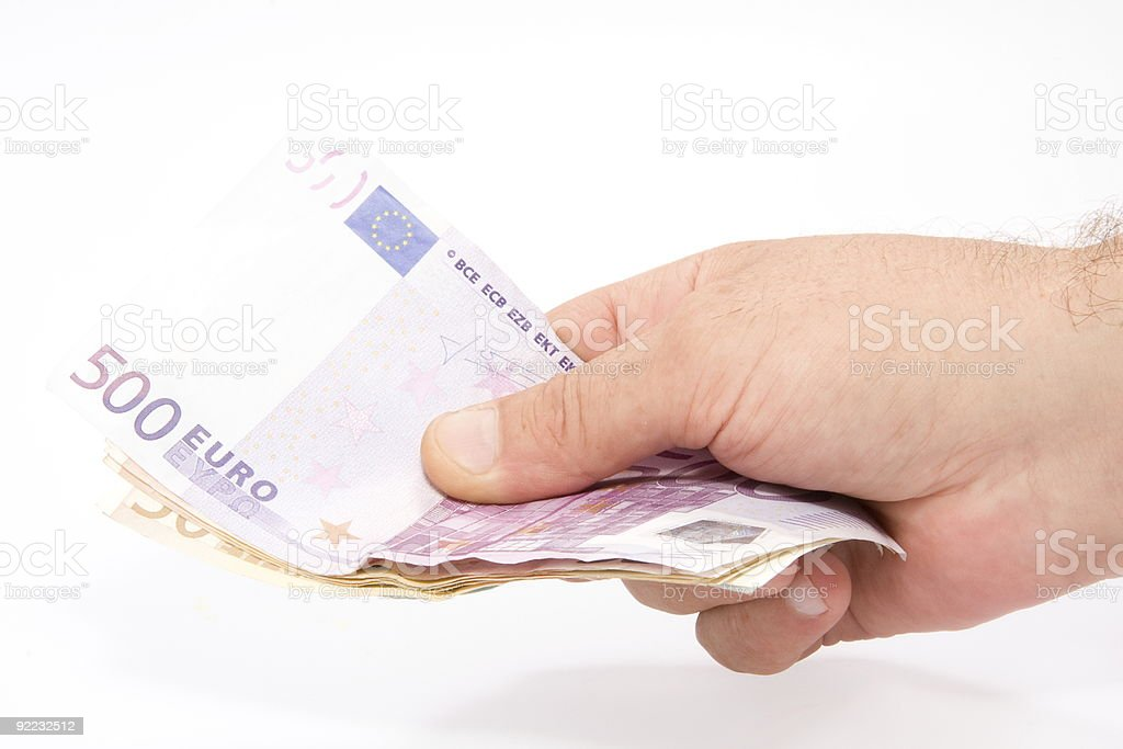 to pay royalty-free stock photo
