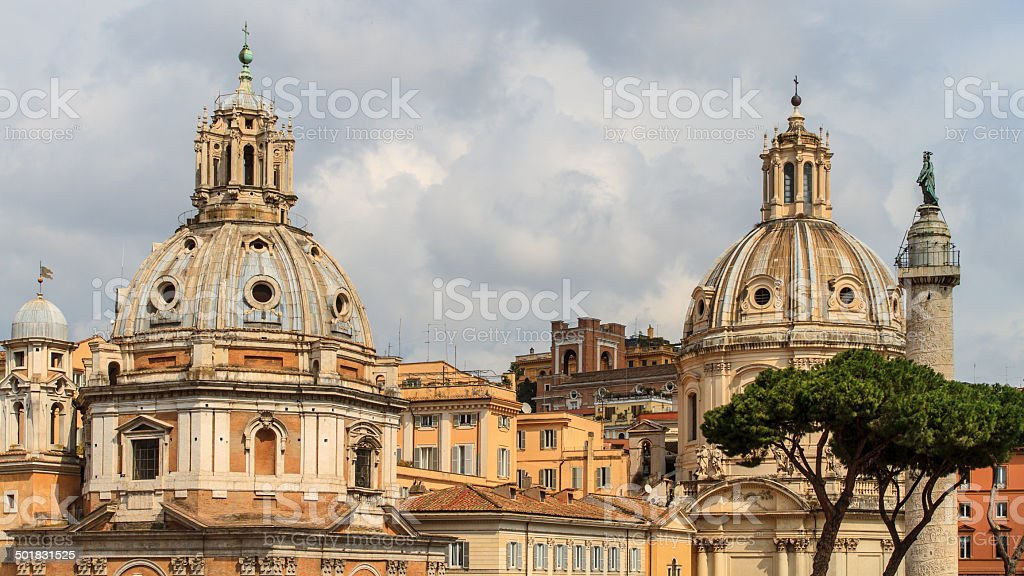 To Rome with Love Lizenzfreies stock-foto