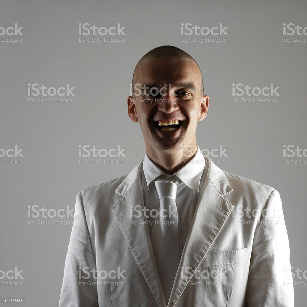 Zu Lächeln Lizenzfreies stock-foto