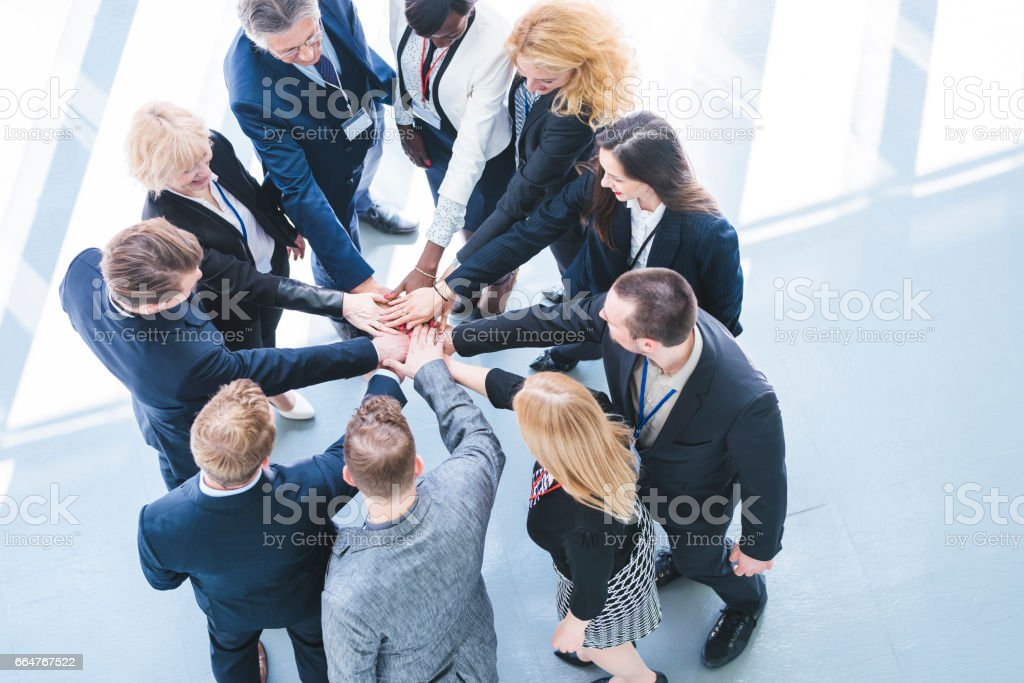 To the best team ever! stock photo